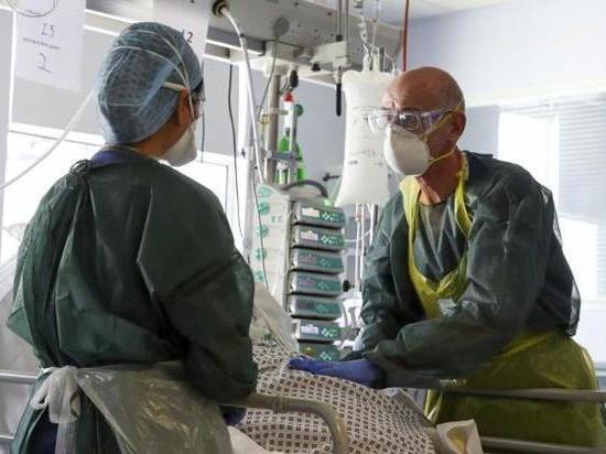 Германия: Медперсонал в больницах наконец получит обещанный корона-бонус