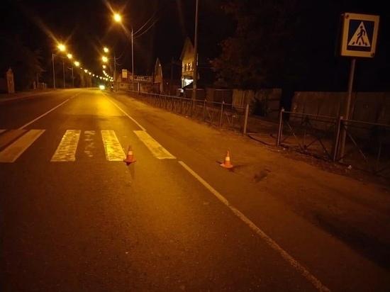 В Шацке иномарка сбила подростка, водитель скрылся