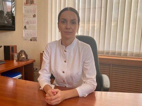 Назначена новый главный врач волгоградской поликлиники №3