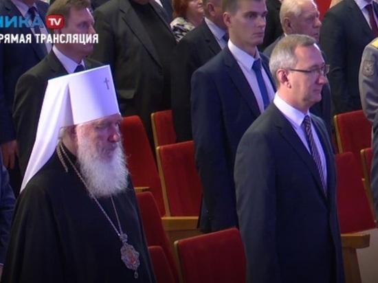 Климент попросил Шапшу объявить в Калужской области 10-летие семьи