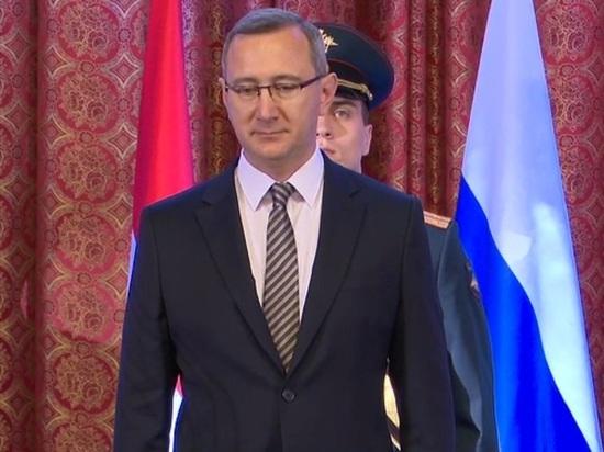 Шапша стал губернатором Калужской области