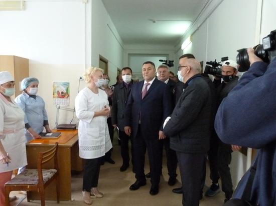 Ржевские рубежи: крупнейший райцентр Тверской области остается в фокусе внимания региональной власти