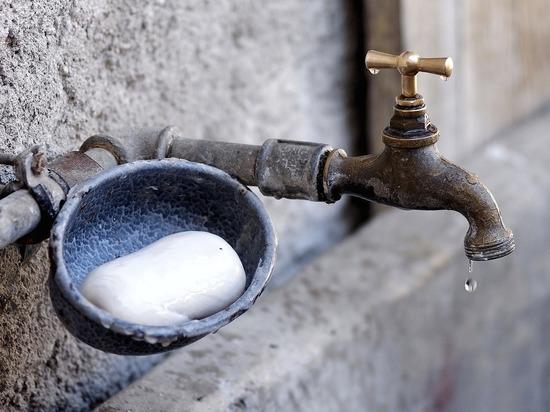 Центр Смоленска на одну ночь останется без воды