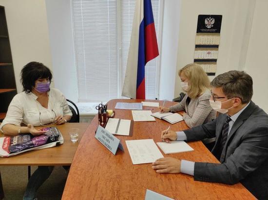 Уполномоченный по правам человека в Нижегородской области и Государственное юридическое бюро по Нижегородской области подписали соглашение о взаимодействии, а также провели совместный прием граждан
