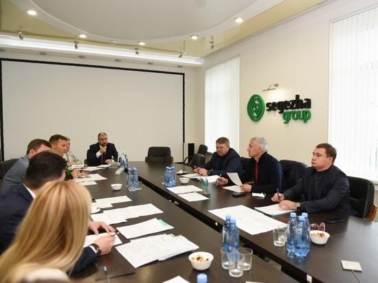Парфенчиков обсудил с руководством Segezha Group экологическую программу Сегежского ЦБК