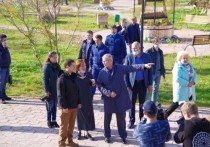 Дмитрий Артюхов с рабочим визитом прибыл в Ямальский район