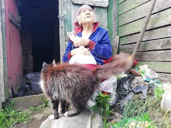 Одиночество и нищета: изнанка жизни псковских пенсионеров