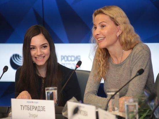 Жулин: Кажется, что Тутберидзе была сама готова сМедведевой помириться