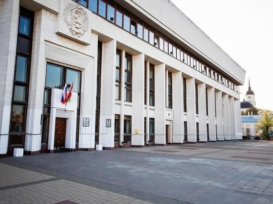 Правительство Калужской области ушло в отставку