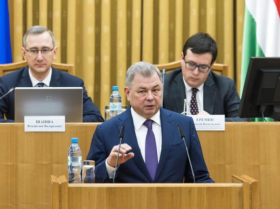 Артамонов наделен полномочиями сенатора РФ от Калужской области