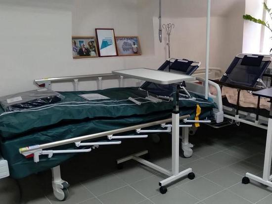 В Кадоме открыли пункт проката технических средств реабилитации