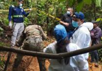 Полиция Панамы обнаружила новое массовое захоронение