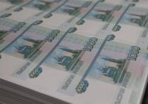 Россия собирается пойти на рекордное увеличение государственного долга, чтобы было на что покрывать дефицит бюджета