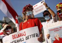 Протесты в Белоруссии не только не стихают, но и принимают новые формы