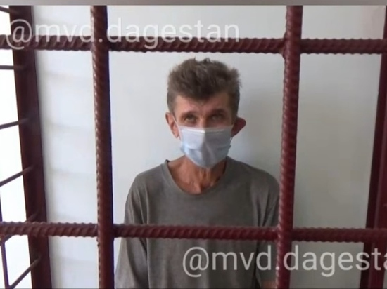 В Махачкале задержали подозреваемого в убийстве