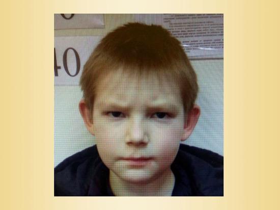 Полиция разыскивает 11-летнего мальчика, пропавшего в Петрозаводске
