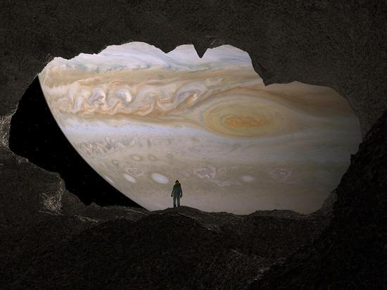 В Роскосмосе подтвердили возможность основания станции на спутники Юпитера
