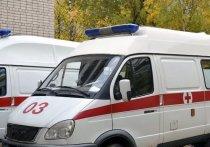 Ночью в Новокузнецке неизвестные избили водителя скорой помощи