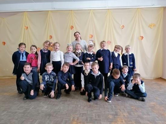 Школьники из Тверской области весело начали учебный год
