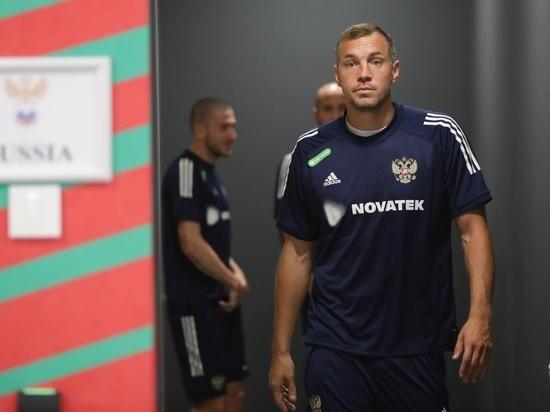 Дзюба вышел на второе место по системе гол+пас в чемпионатах России