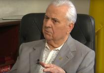 Глава украинской делегации в Трехсторонней контактной группе Леонид Кравчук рассказал о споре, который у него произошел с российским коллегой Борисом Грызловым
