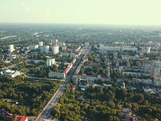 Жители Брянска отмечают день города