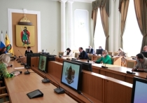 В Рязанской гордуме обсудили бесплатное питание школьников
