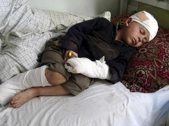 Вывезенных из Сирии детей забрали родственники в Дагестане