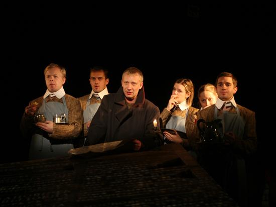 Псковский театр покажет одну из самых мрачных постановок