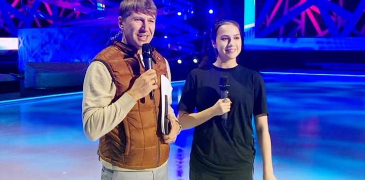 Алексей Ягудин: Тутберидзе - умнейший человек, она будет заряжать Женю