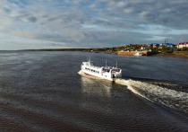 В Шурышкарском районе на линию вышло новое быстроходное судно