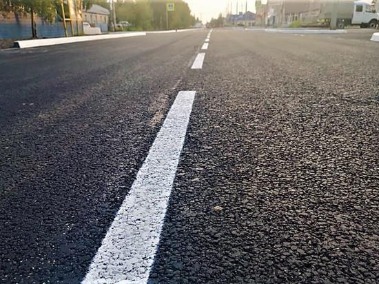 В Тверской области продолжают ремонтировать дороги