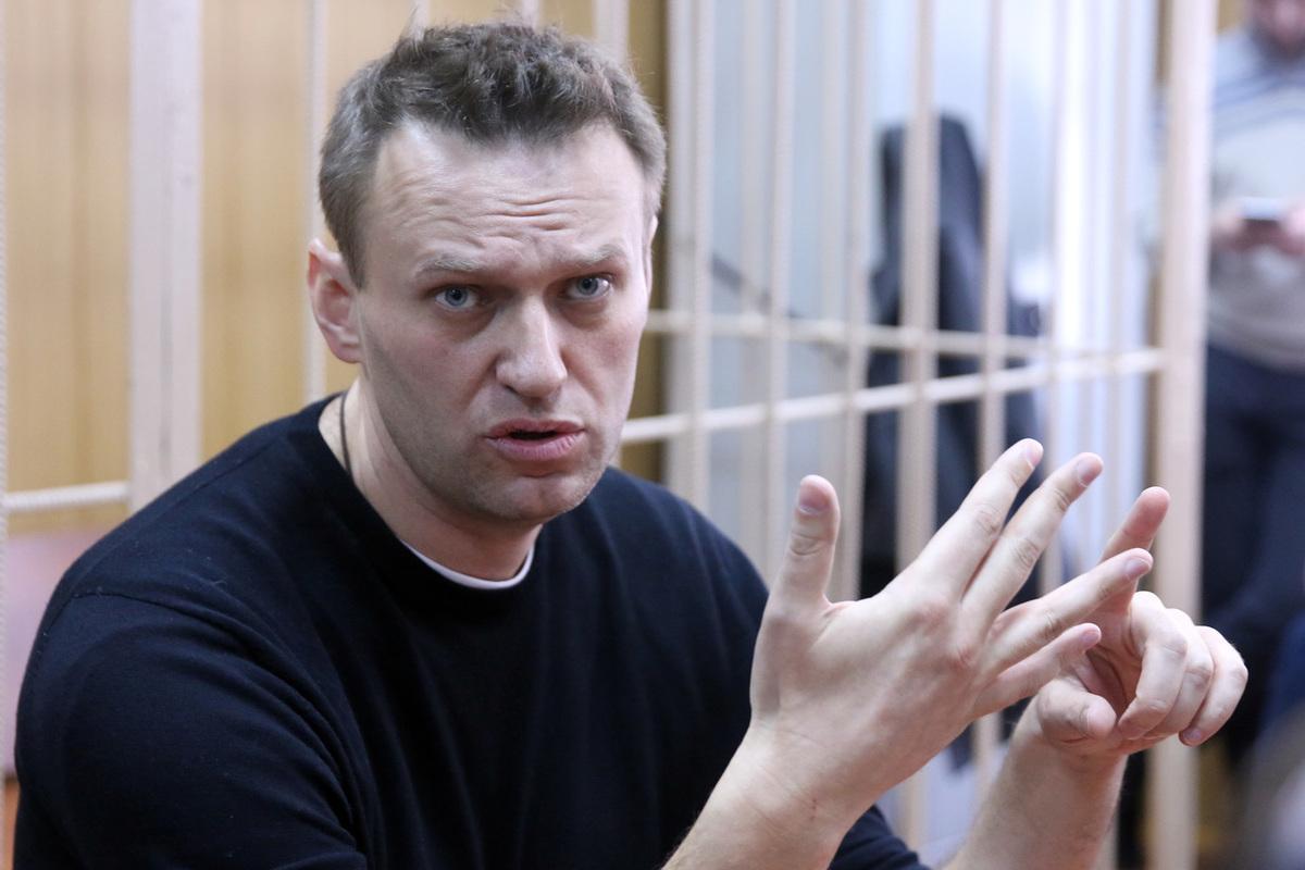У транспортной полиции появились вопросы к сопровождавшим Навального