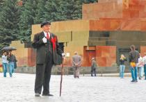 В четверг социологи сообщили, что 40% россиян выступают за захоронение Владимира Ленина «как можно скорее»