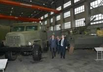 На Международном военно-техническом форуме «Армия – 2020» одной из новинок стал мобильный зенитный артиллерийский комплекс 2С38 «Деривация-ПВО»