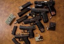 За одну неделю полицейские в результате оперативных действий изъяли на улицах Нью-Йорка 160 единиц стрелкового оружия