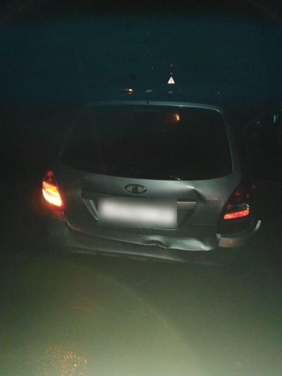Водитель без прав спровоцировал столкновение трёх автомобилей в Тверской области