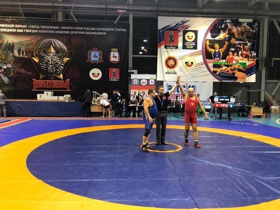 В Нижнем Новгороде пройдут соревнования по греко-римской борьбе