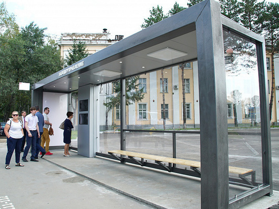 Цивилизация приходит в псковский общественный транспорт