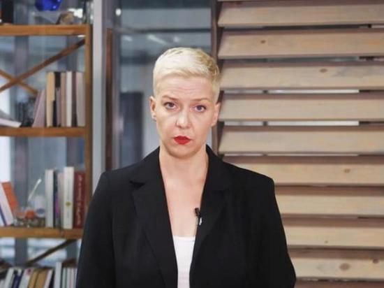 Арест Колесниковой в Белоруссии продлили до 8 ноября