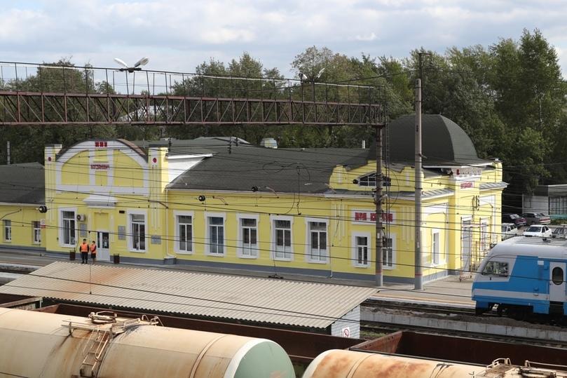 Уже можно оценить ремонт вокзала на станции Богданович