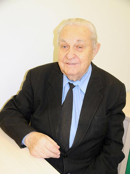 Скончался почетный гражданин города Калуги Геннадий Крыженков