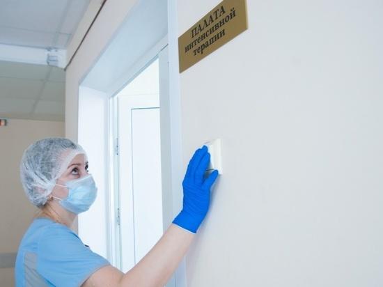 Для пациентов с COVID в Ивановской области мест все меньше