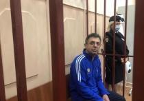 Директора Центра спортивной подготовки сборных команд России, бывшего президента Союза биатлонистов России Александра Кравцова арестовал на два месяца Басманный районный суд Москвы
