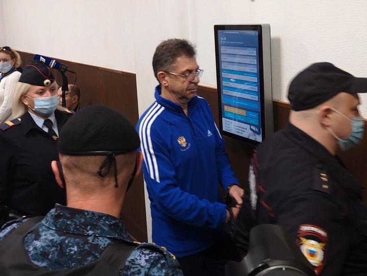 Директор центра подготовки лыжников Кравцов арестован на 2 месяца