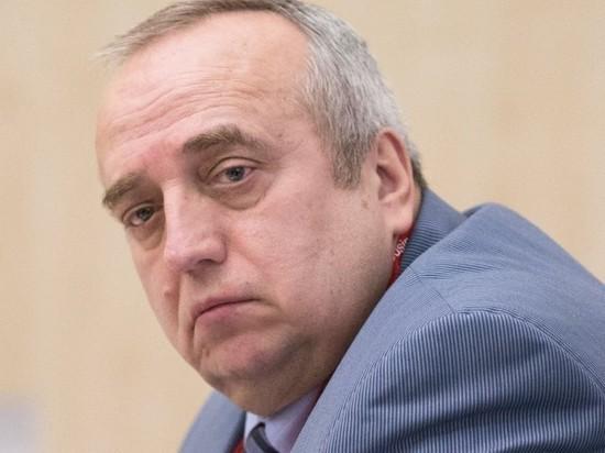 Сенатор Франц Клинцевич покинул Совфед