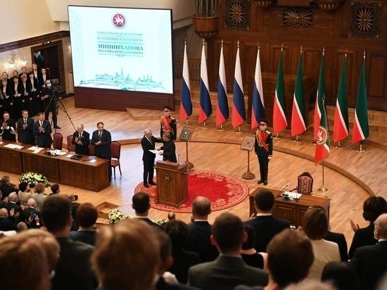 Ильсур Метшин: «Избиратели проголосовали за будущее нашего Татарстана»