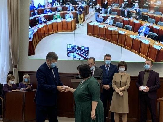 В Липецком горсовете раздали депутатские мандаты