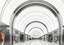 Смольный озвучил сроки открытия новых станций «коричневой» ветки метро