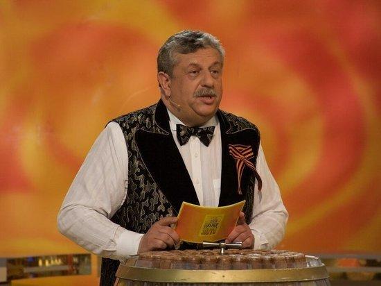 В Москве скончался режиссер, актер и ведущий «Русского лото» Михаил Борисов на 72-м году жизни